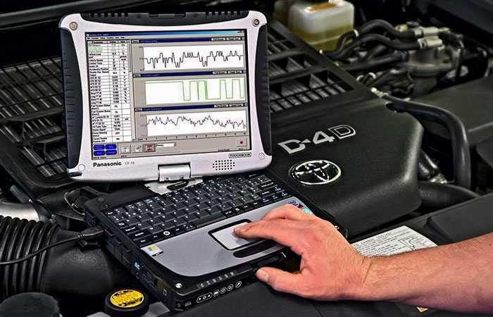 Порядок проверки технического состояния двигателя и его систем