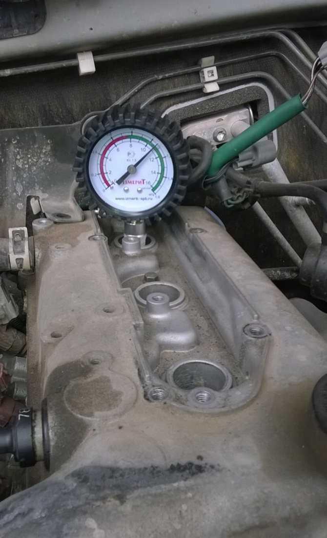 Как измерить компрессию в бензиновом и дизельном двигателе: пошаговая инструкция — статьи