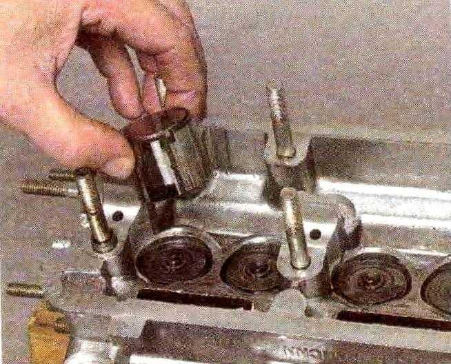 Трещина в гбц — признаки, методы поиска и ремонта трещин головки блока цилиндров