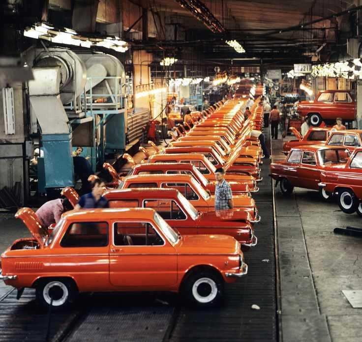 5 самых популярных советских автомобилей на западе | русская семерка
