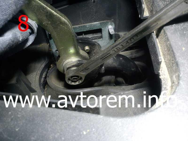 Короткоходная кулиса для ваз 2110: установка, замена карданчика