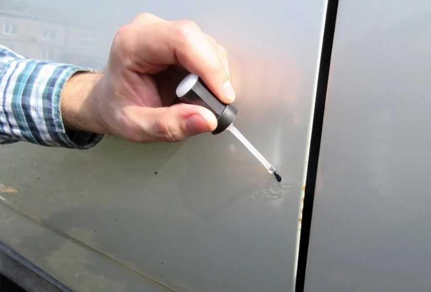 Как удалить царапины на бампере автомобиля своими руками