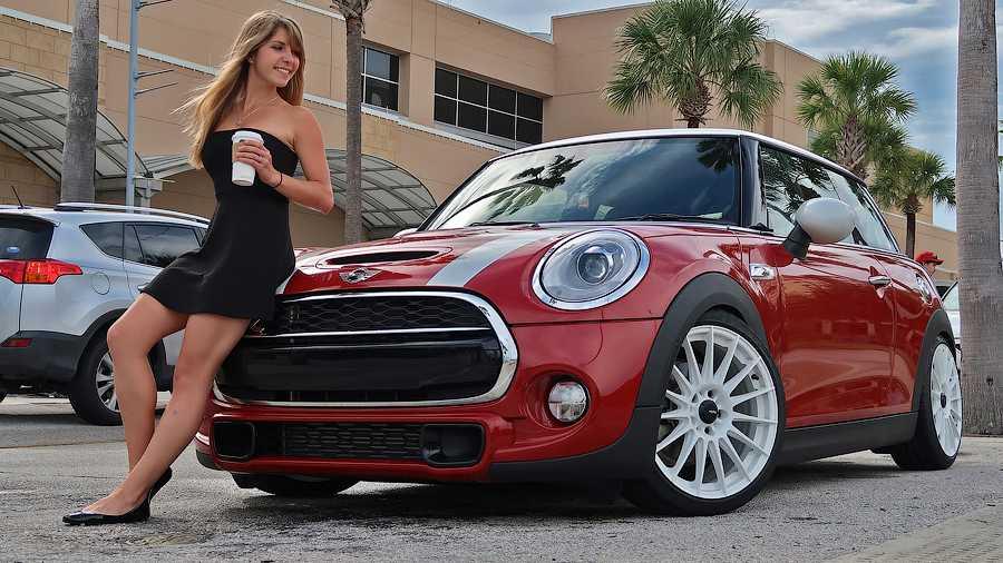 Топ-10 автомобилей, которые нравятся девушкам!