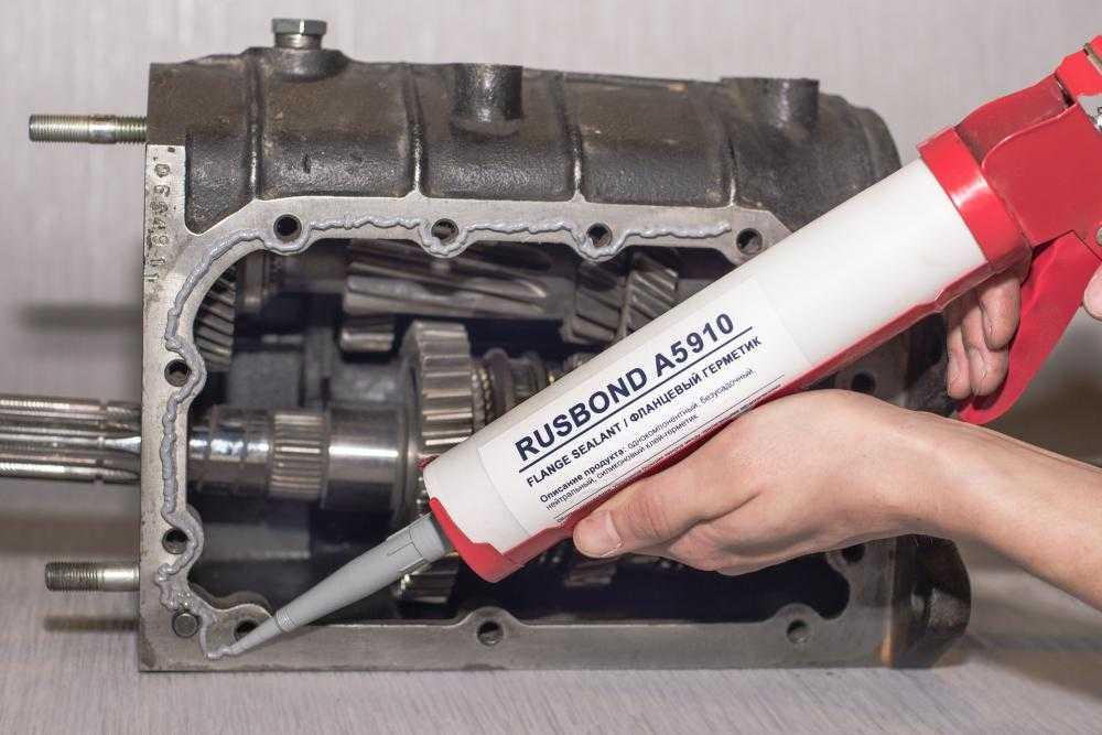 Уплотнение резьбы герметиком делается простоавтомобили на альтернативном топливе