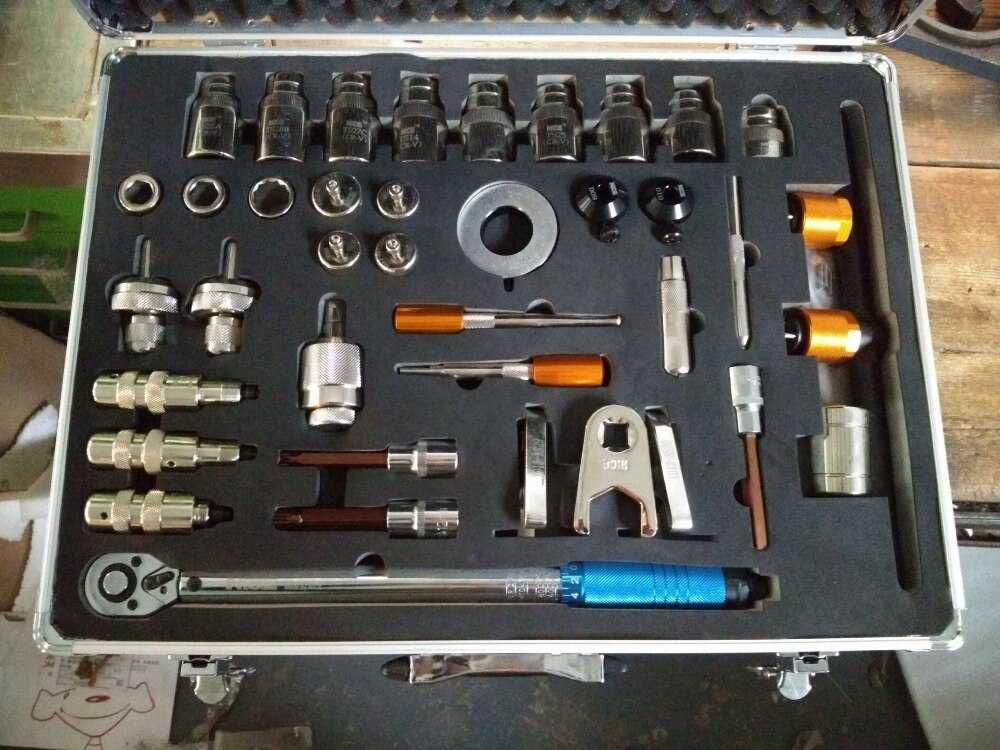 Ремонт приборов системы питания инжекторного двигателя