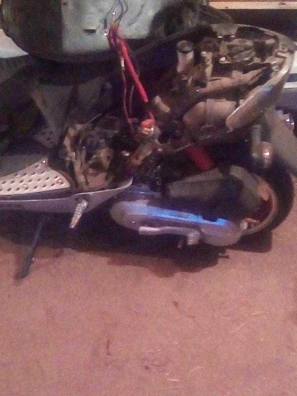 Одна из причин плохого холодного пуска скутера | мастерская pitstop
