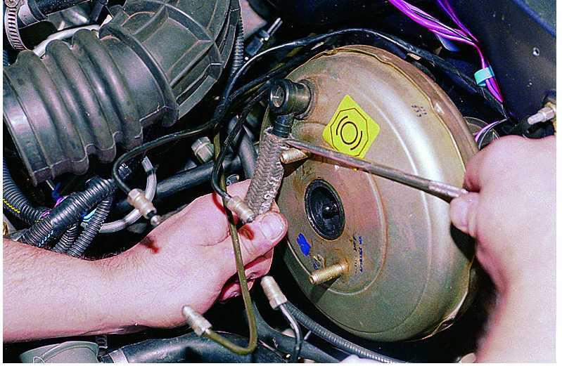 Не тормозят задние колеса ваз 2110