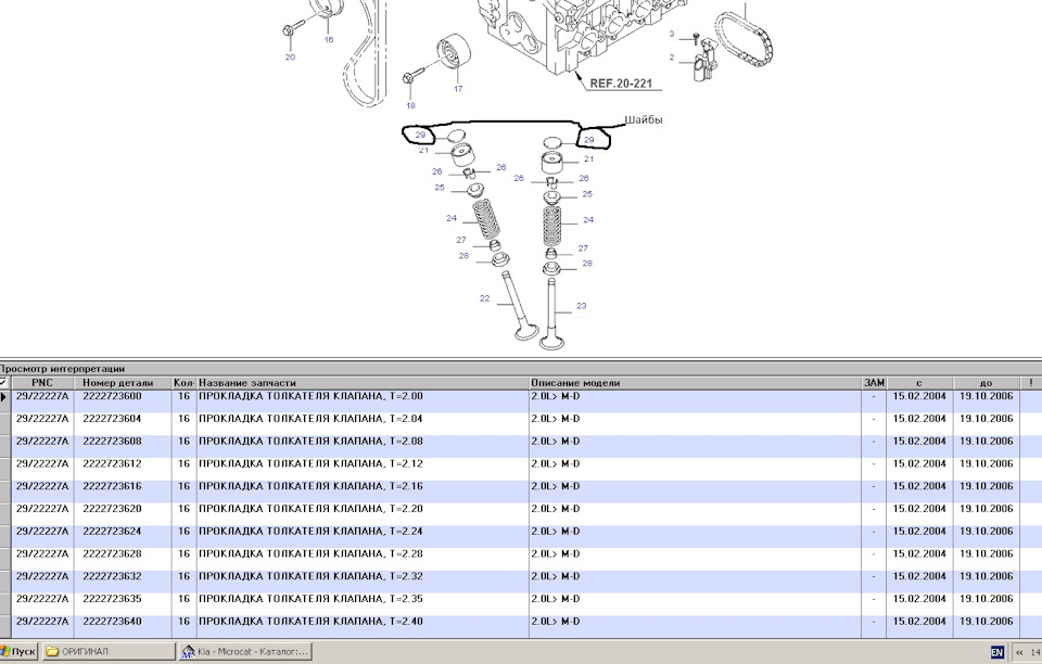 Причины повышенной компрессии в цилиндрах двигателя