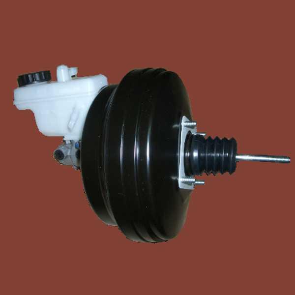Замена вакуумного усилителя тормозов на автомобиле волга газ 31105