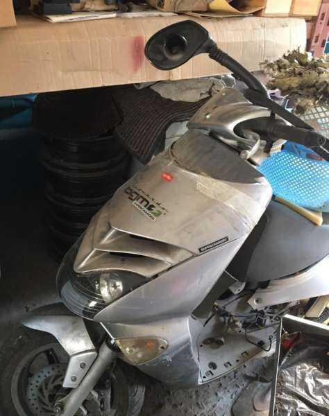 Aprilia leonardo 125 ремонт