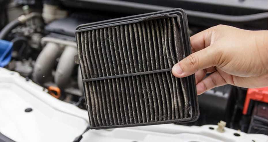Как правильно заменить воздушный фильтр. как заменить воздушный фильтр