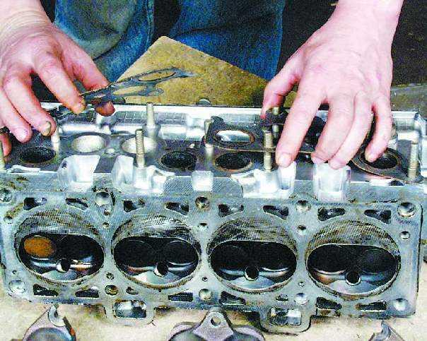 Ремонт блока цилиндров двигателя своими руками » автоноватор
