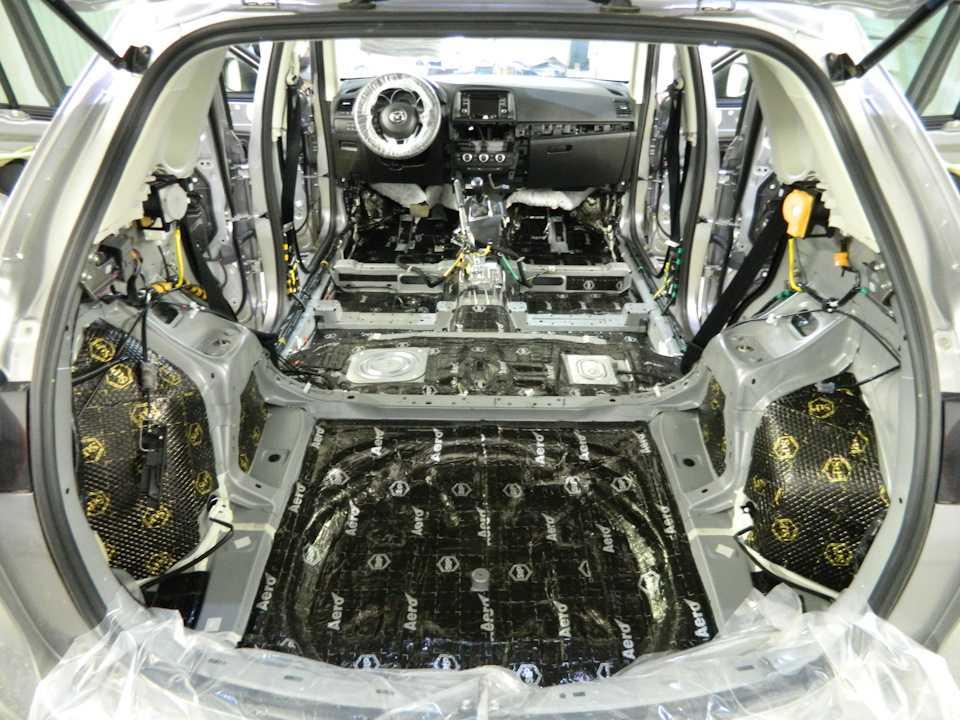 Шум в салоне автомобиля? проверьте уплотнители