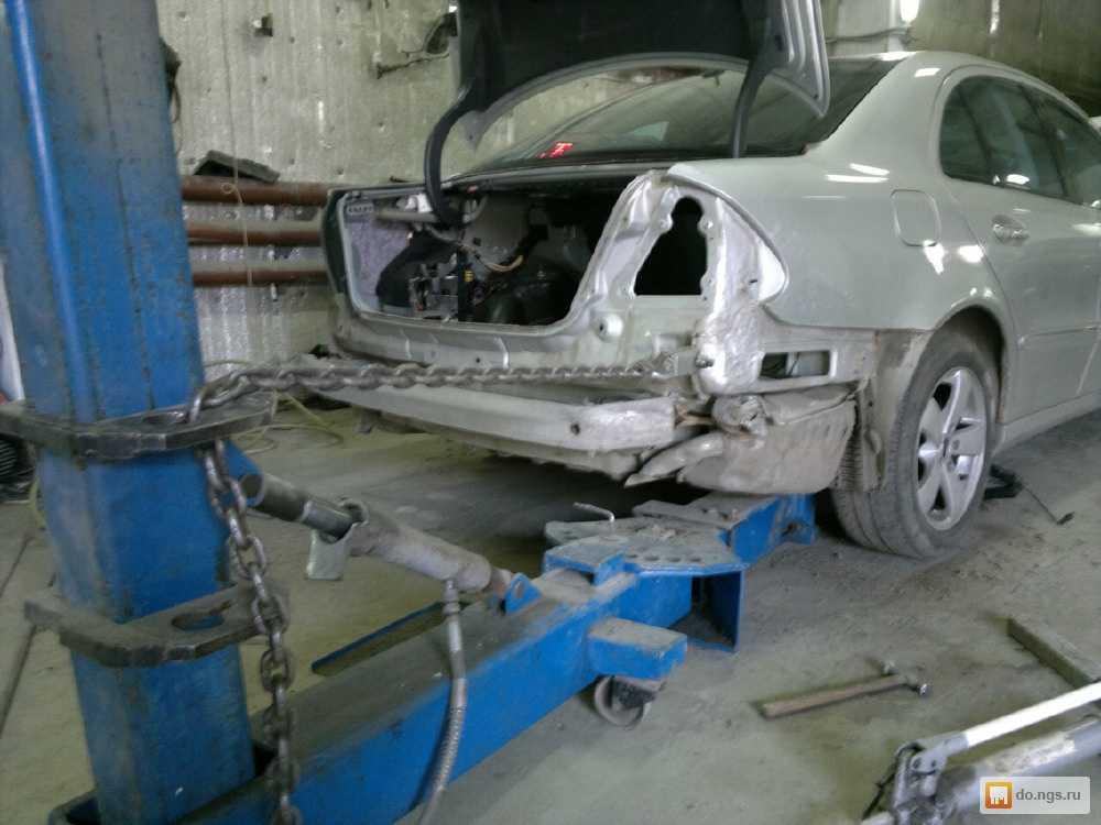Приспособления для кузовного ремонта своими руками
