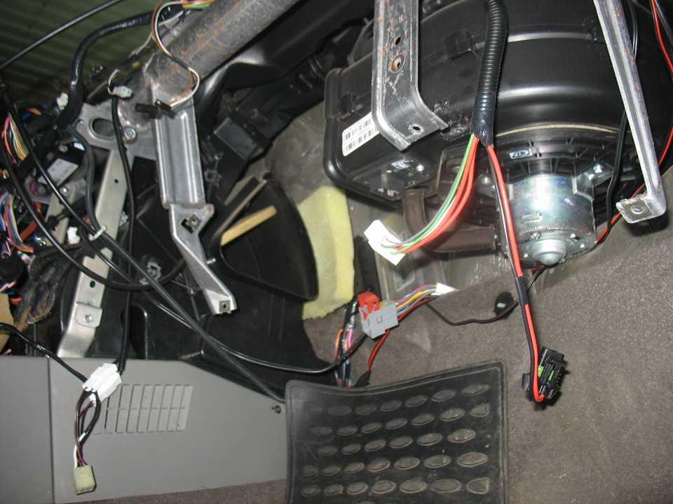 Не работает печка автомобиля? неисправности системы охлаждения