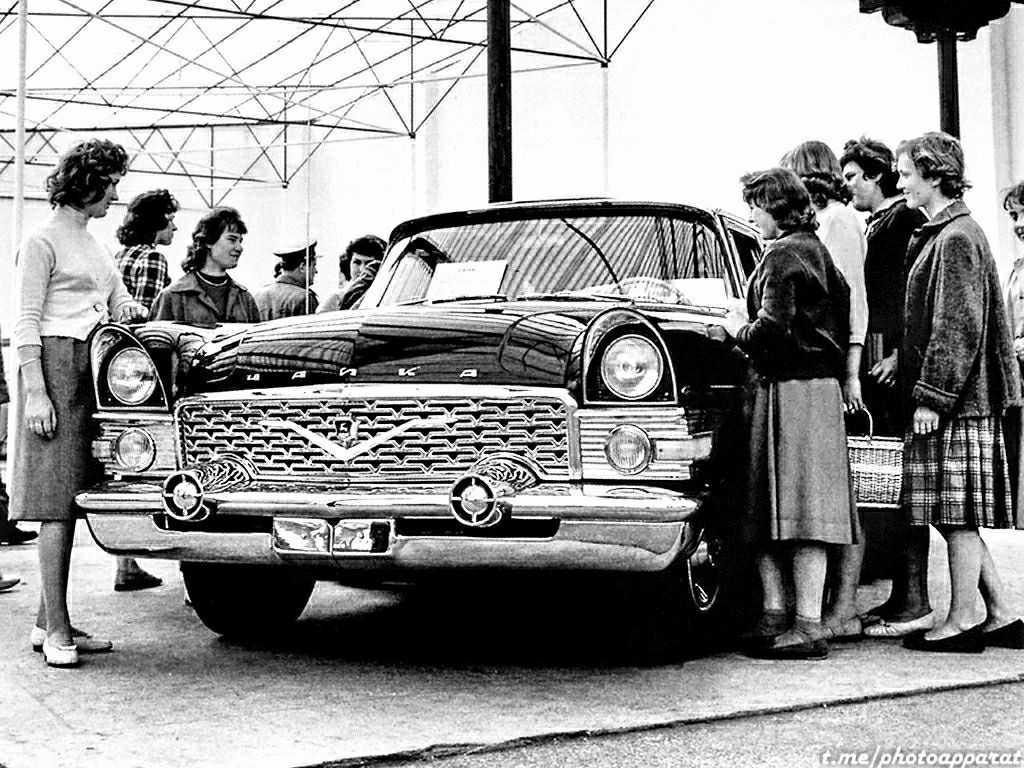 20 редких советских автомобилей - за баранкой - медиаплатформа миртесен