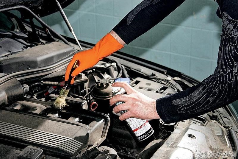 Мойка двигателя автомобиля: плюсы и минусы