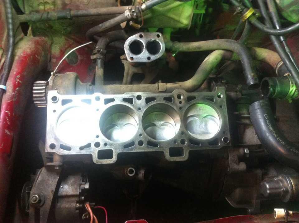 Ваз 21099 - капитальный ремонт двигателя своими руками