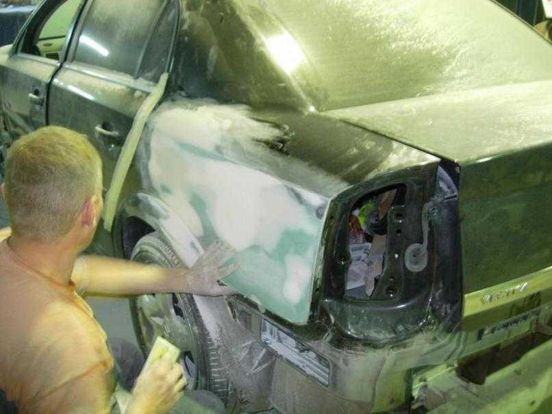 Как выпрямить вмятину своими руками: топ-10 эффективных и простых способов убрать дефект кузова авто