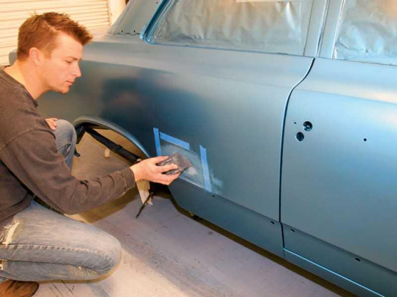 Рихтовка автомобиля своими руками: советы и необходимые инструменты