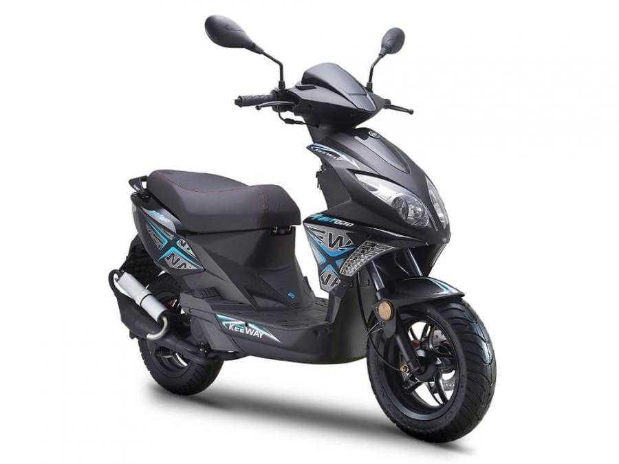 Топ-рейтинг лучших и недорогих скутеров до 50 кубов в 2021 году