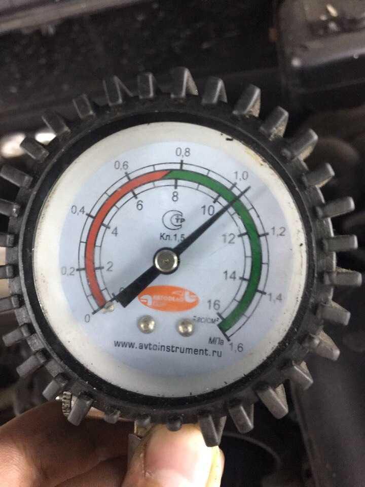 Повышенная компрессия в двигателе: причины