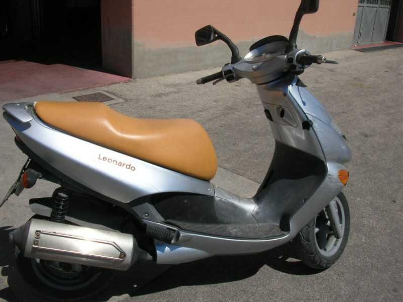 Ремонт скутера априлия 250