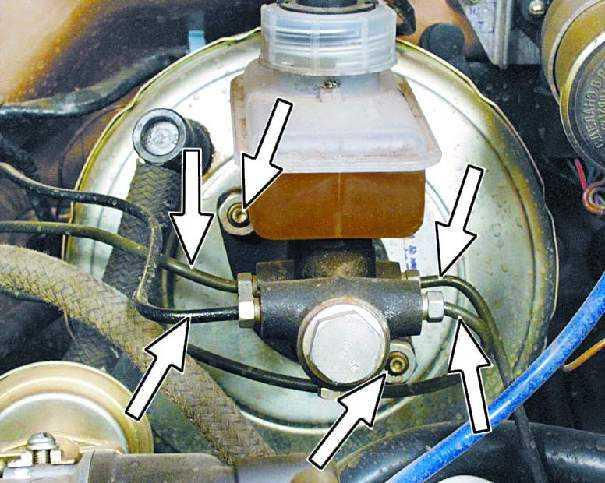 Неисправности тормозной системы автомобиля: причины появления и правила диагностики » автоноватор