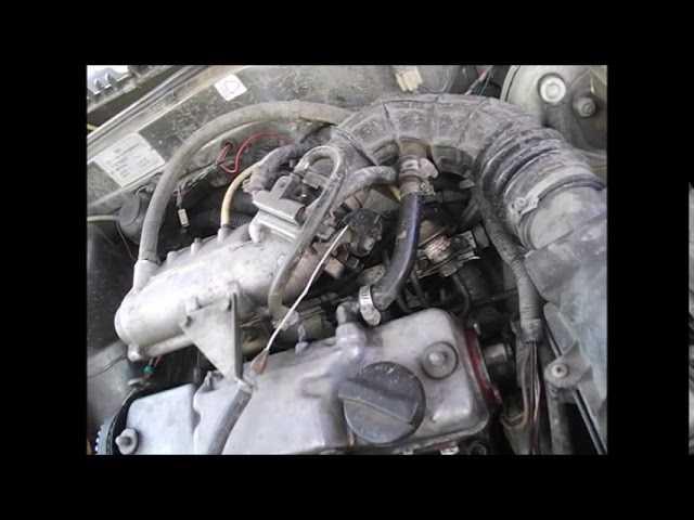 Провалы мощности в работе двигателя и их устранение