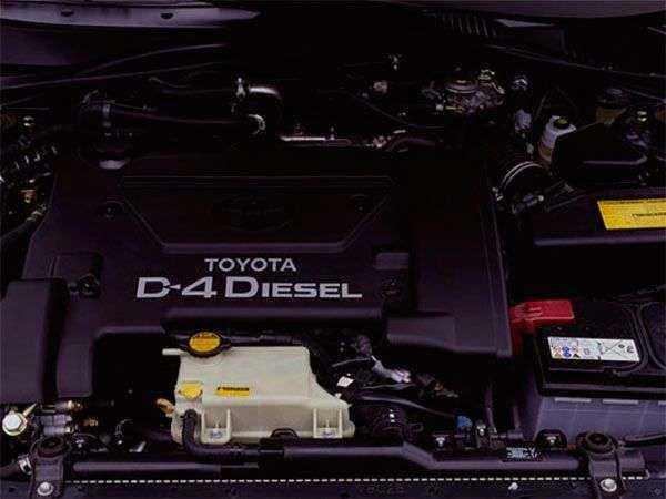 Toyota avensis ii – дуализм