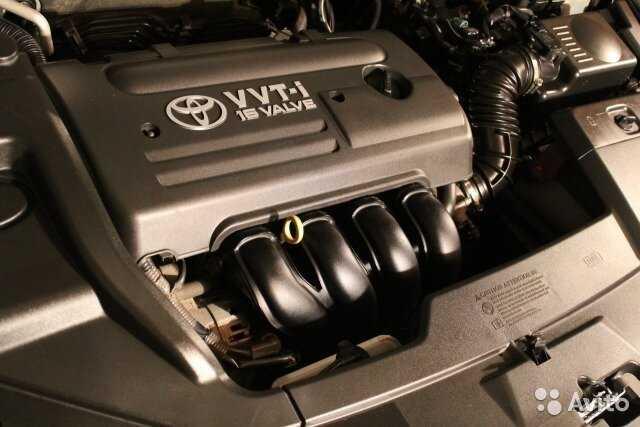 Как увеличить мощность двигателя тойота авенсис