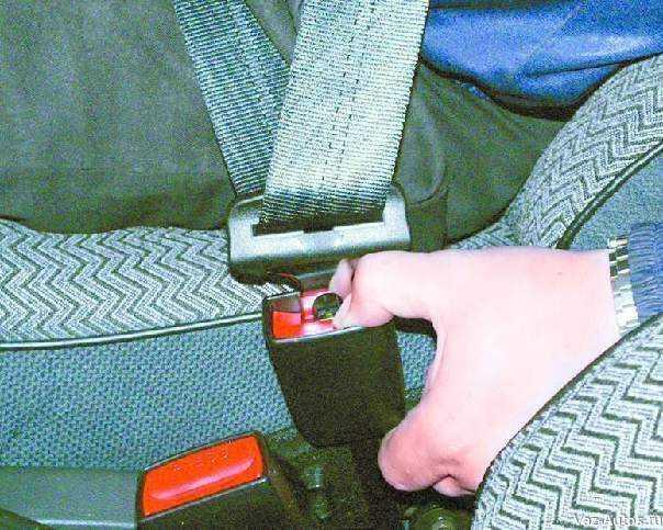 Сработали ремни безопасности что делать – все о лада гранта
