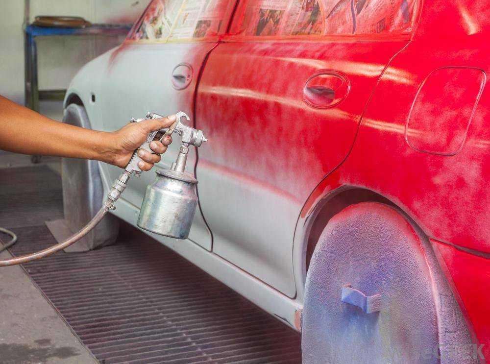 Ремонт сколов и царапин на автомобиле, удаление вмятин без покраски своими руками: этапы проведения процедуры » автоноватор