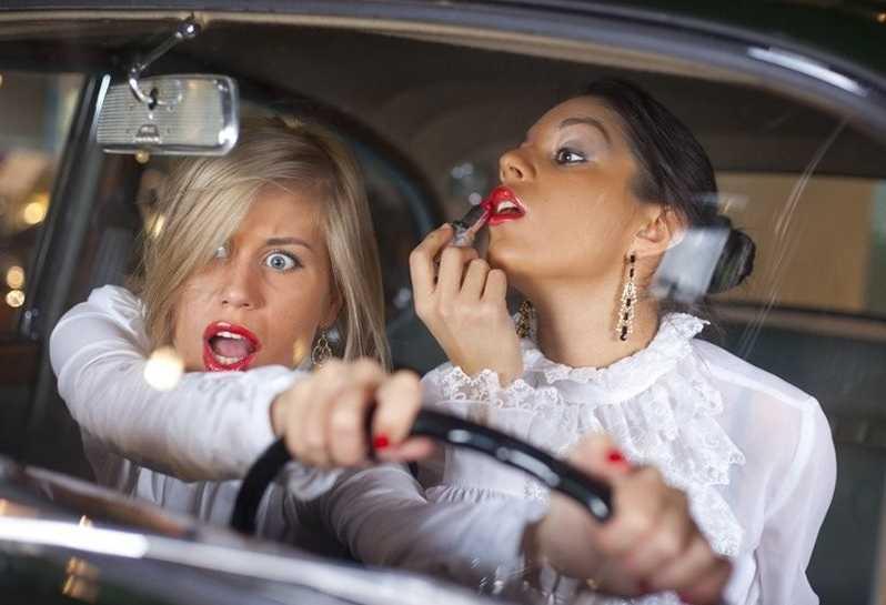 Женщина за рулем. мифы и факты - world facts