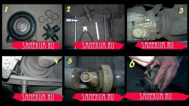 Простая балансировка карданного вала — auto-self.ru