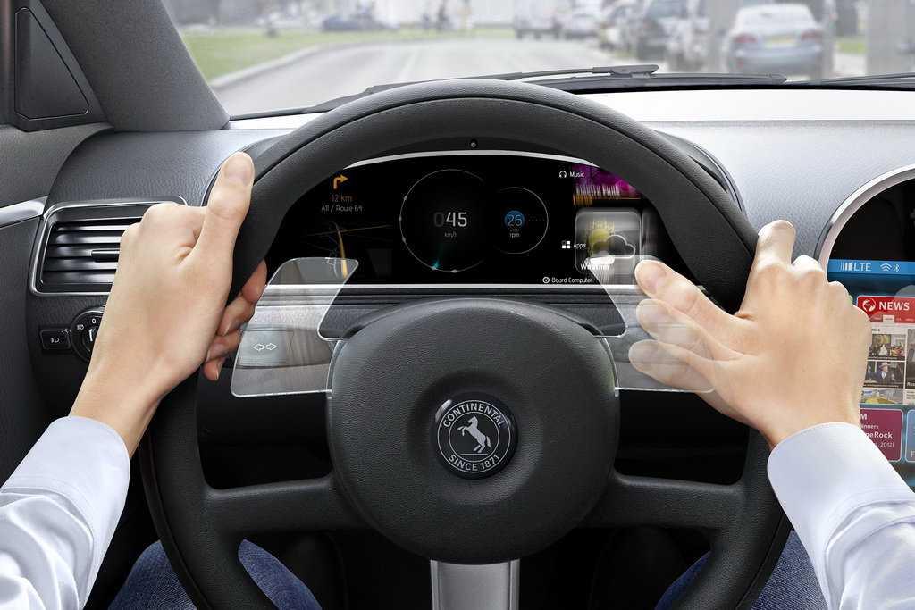 Десять самых важных технологий для безопасности автомобиля