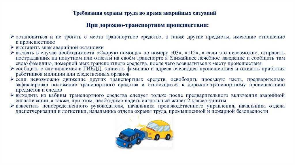 Виды безопасности грузового транспорта: активная, пассивная и экологическая