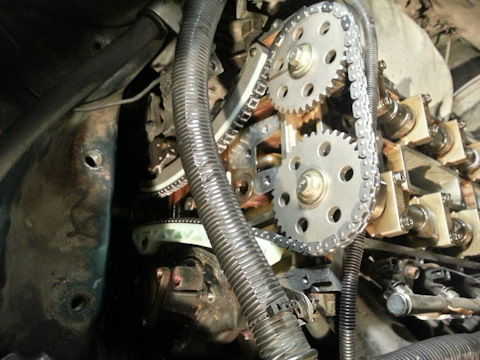Ремень грм ford. особенности замены ремня грм на ford mondeo с двигателем zetec-e  и акпп
