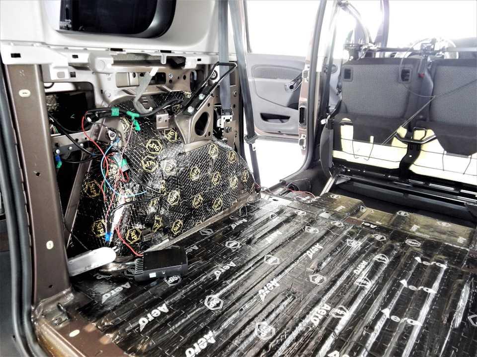 Пути снижения вибраций и внутреннего шума   системы безопасности и комфорта
