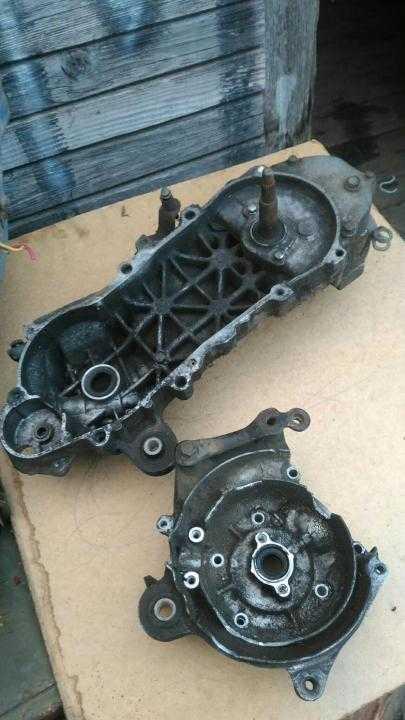 Тюнинг двигателя хонда такт