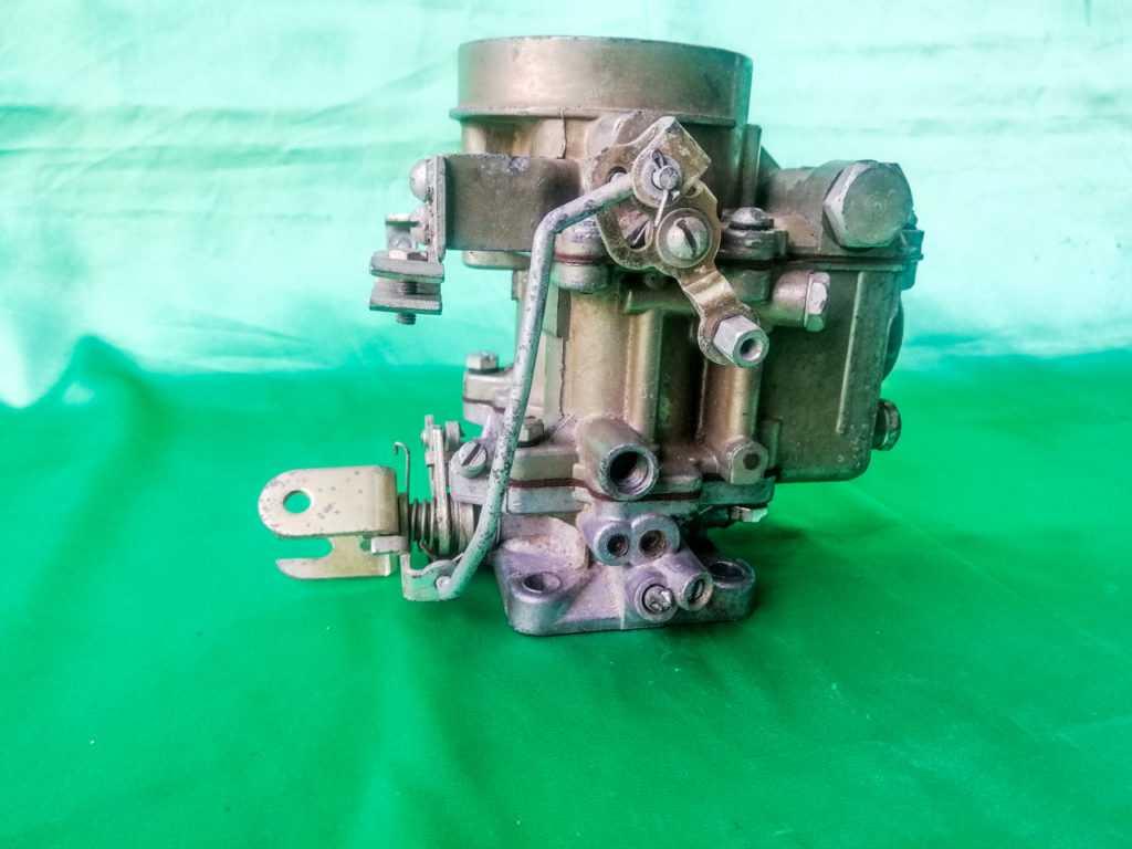 Особенности карбюраторов к126 – устройство, настройка и регулировка