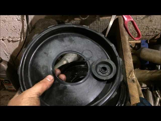 Тормозной вакуум газель ремонт