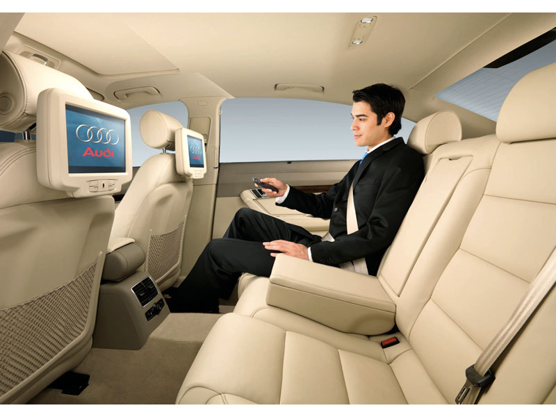Оборудование, делающее автомобиль по-настоящему комфортным