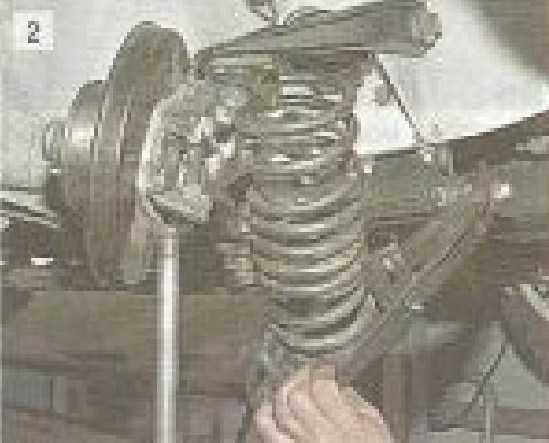 Как сжать пружину передней стойки своими руками? - avtoboss.su