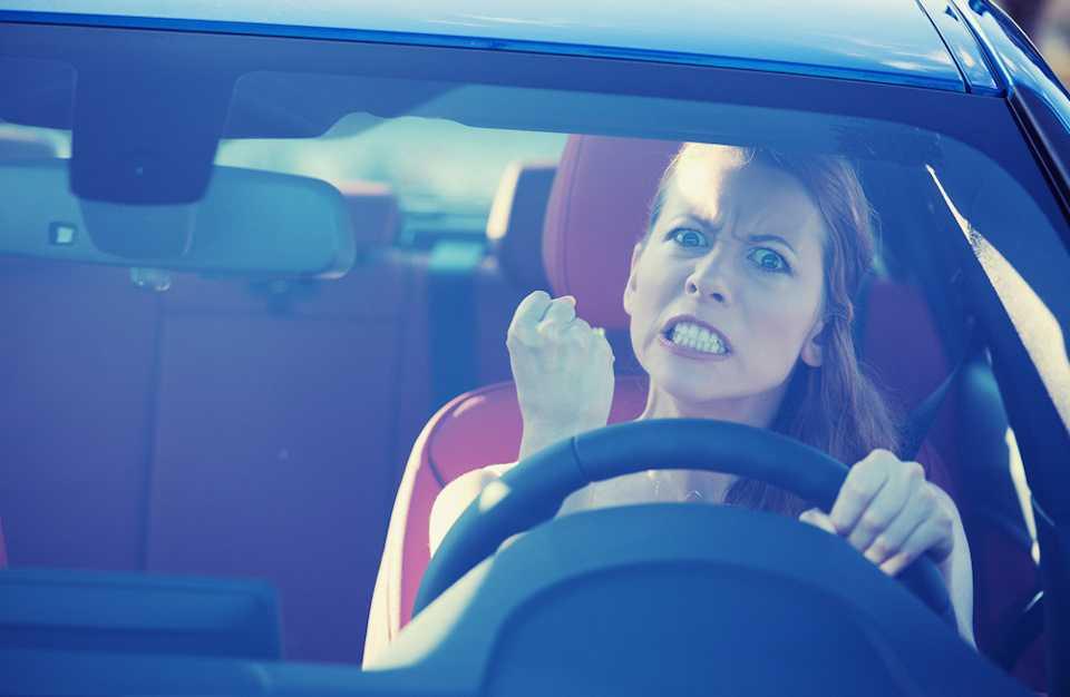 Топ 5 машин, которых боятся на дороге