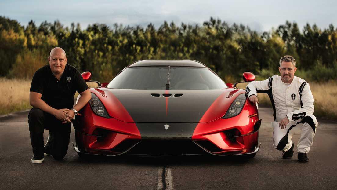 Топ-9 самых редких спорткаров