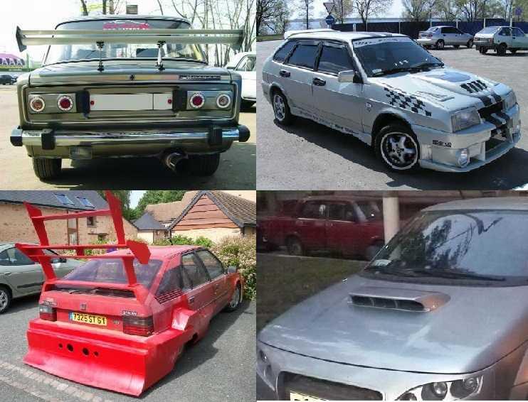Автомобили для тюнинга: топ-8 моделей, фото