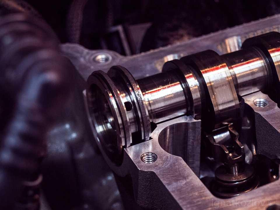 Влияние износа кулачков на работу двигателя