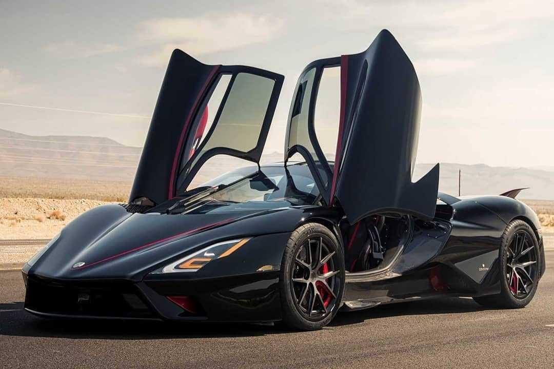 10 самых мощных машин в мире на сегодняшний день