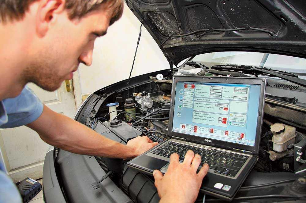 Диагностирование и техническое обслуживание двигятеля внутреннего сгорания (то двс)